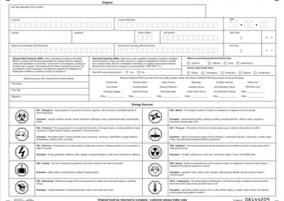 eTracker-JSA-Sample-Form